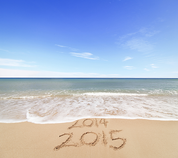 Here's to a WONDERFUL 2015! | Simplifying The Market