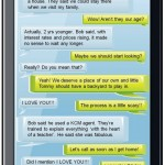 Millennials: Texting About Buying A Home [INFOGRAPHIC]