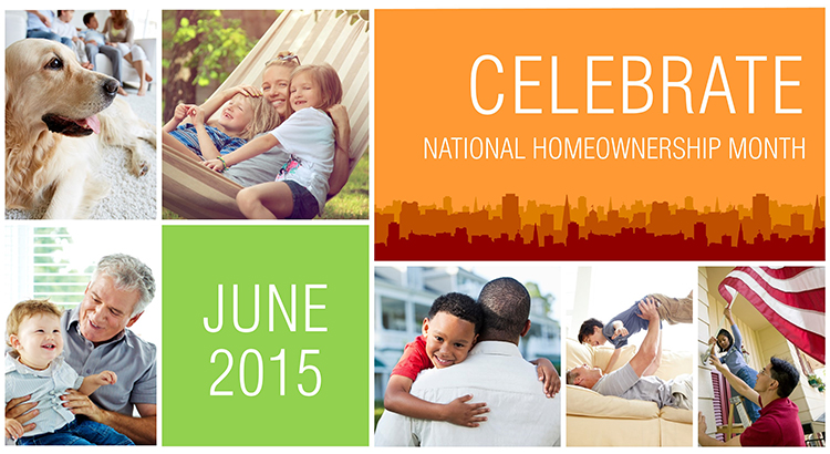 Today Kicks Off National Homeownership Month! | Simplifying The Market