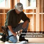 Reconstruyendo América, una casa a la vez