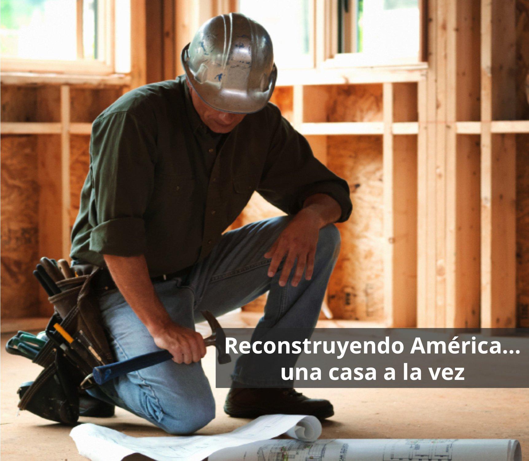 Reconstruyendo América, una casa a la vez| Simplifying The Market