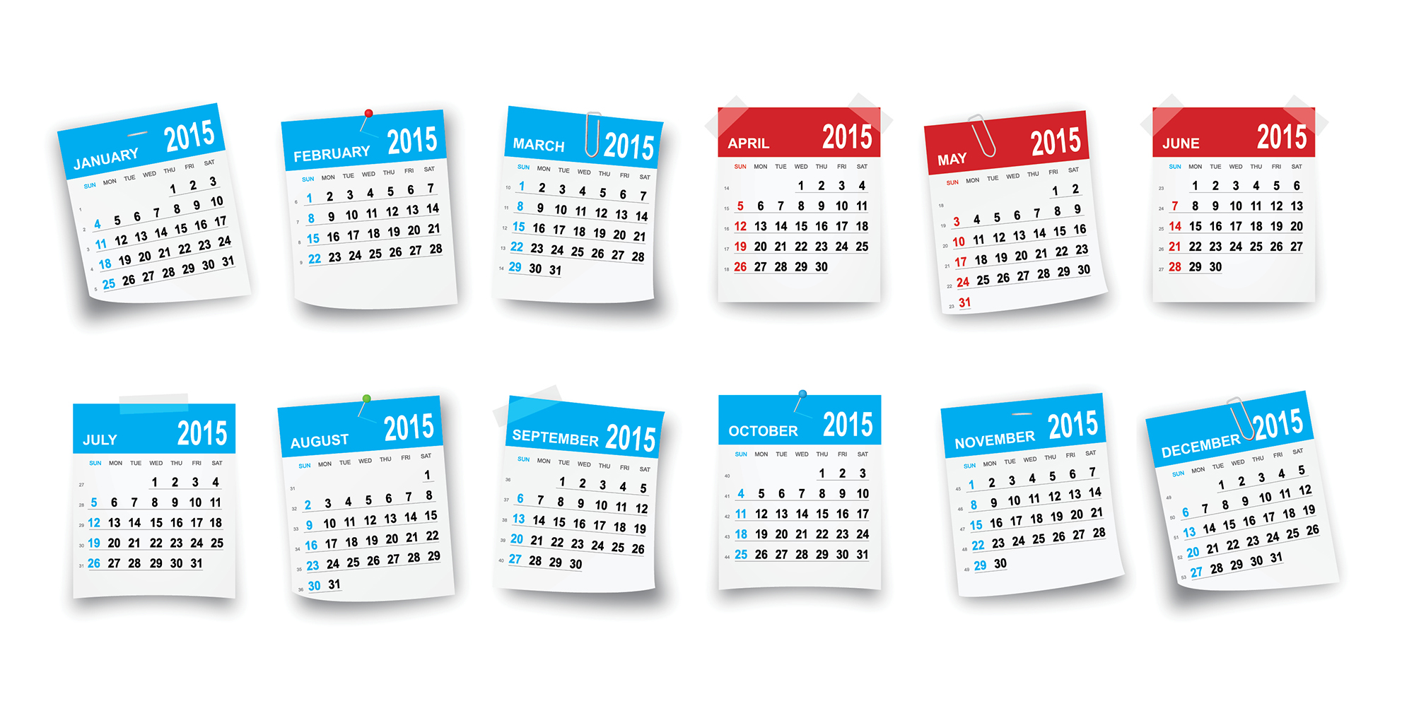 2015 Popular Selling Months | Simplifying The Market