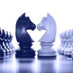 Juegue ajedrez… no damas