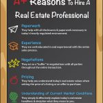 Want to Get an A? Hire A Real Estate Pro [INFOGRAPHIC]