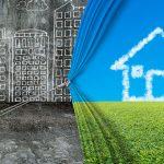 El mercado de la vivienda estadounidense avanza más a un 'territorio de compra'
