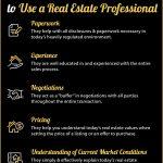 5 Razones para decidirse a contratar un profesional en bienes raíces [INFOGRAFíA]