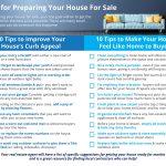 Consejos para preparar su casa para la venta [Infografía]