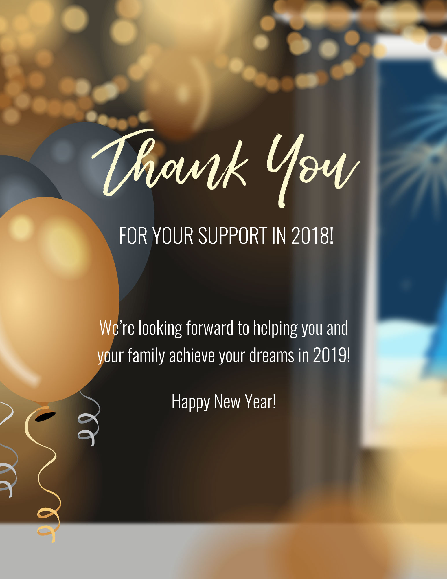 Hereâ??s to a Wonderful 2019! [UNCATEGORIZED] | Simplifying The Market