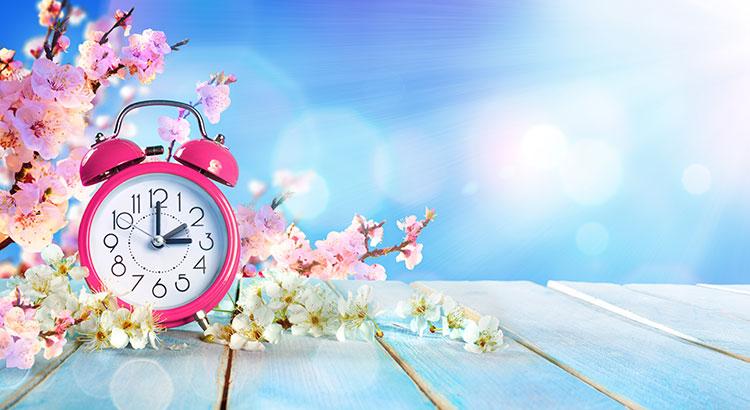 Preparing To Spring Forward | Simplifying The Market