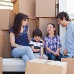 Prioridades principales al moverse con niños