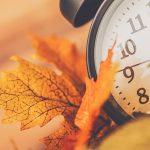 La diferencia que una hora puede hacer este otoño [infografía]