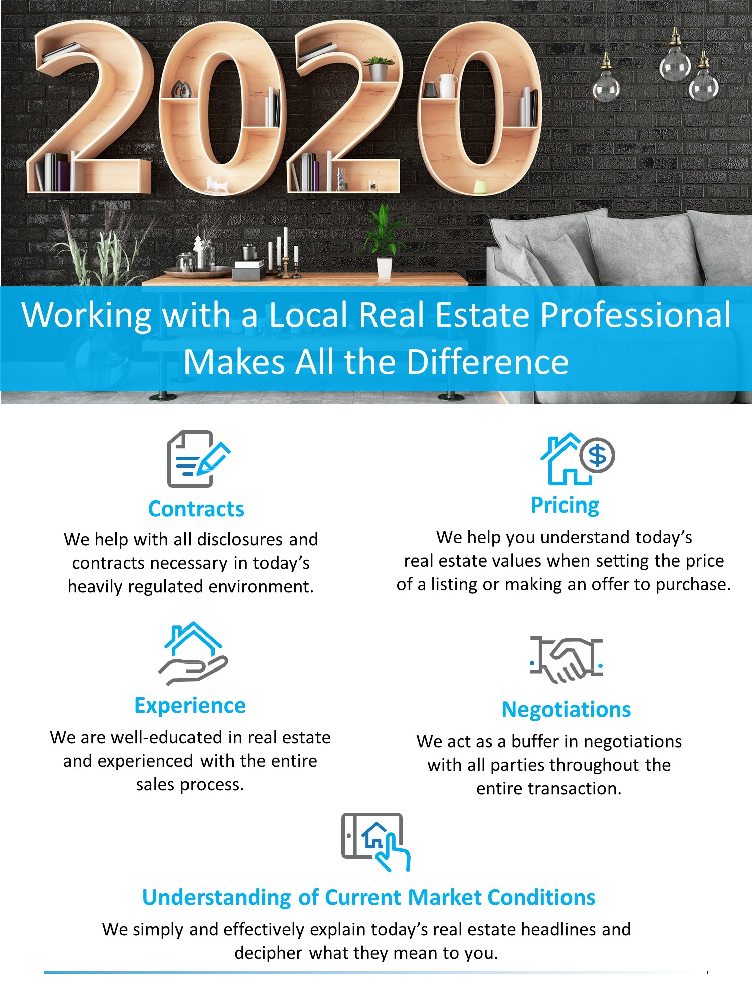 {Dealing with} a Local {PROPERTY} Professional Makes {All of the} Difference [INFOGRAPHIC] | Simplifying {THE MARKETPLACE}