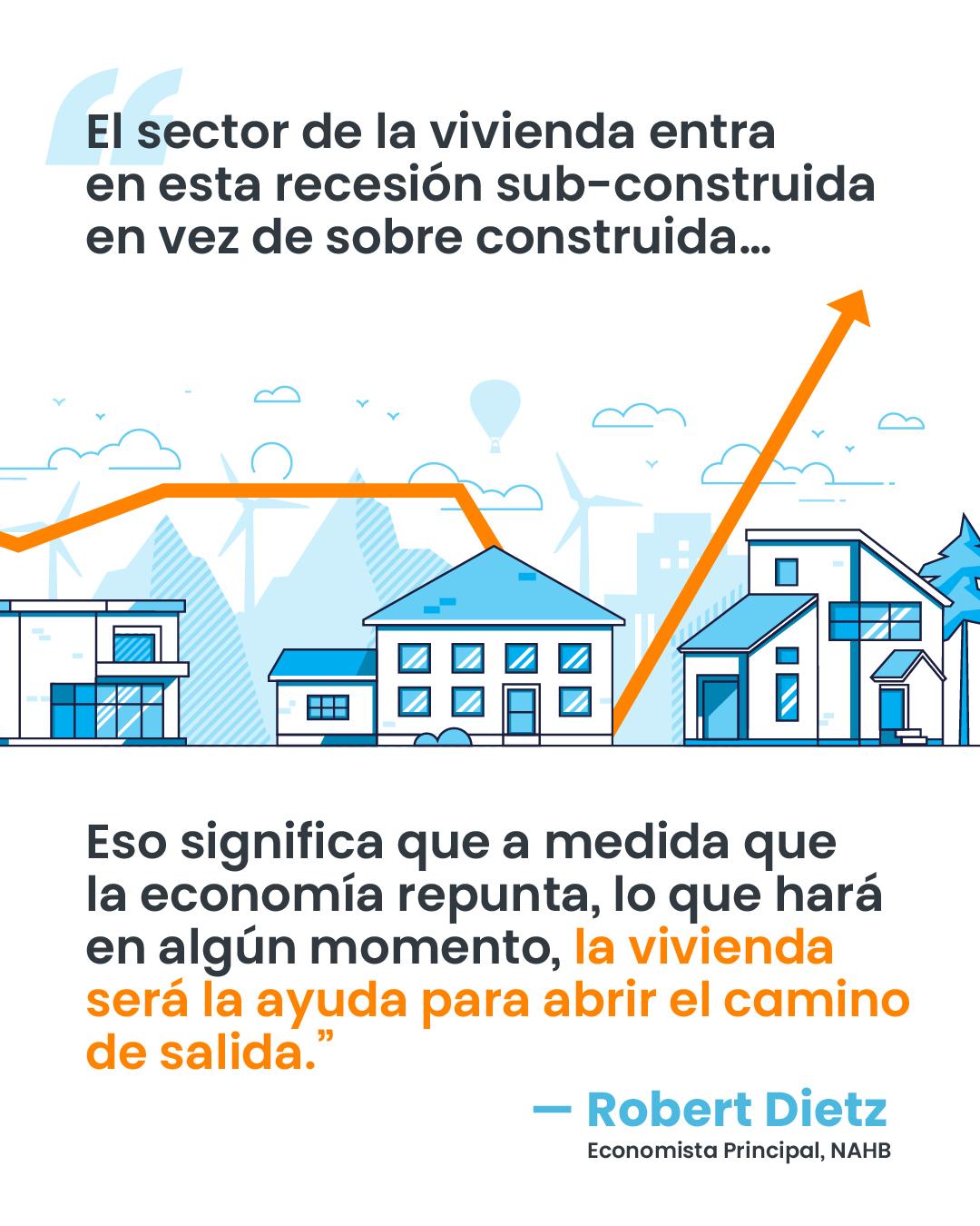 El mercado de la vivienda es un motor económico [infografía] | Simplifying The Market