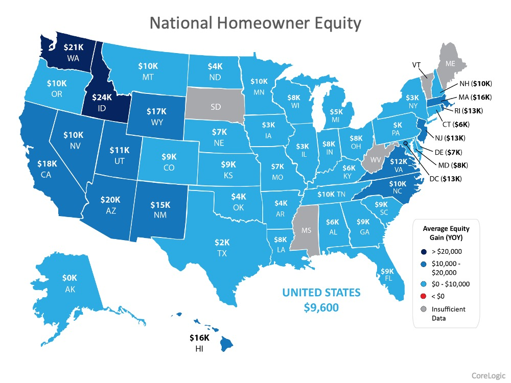 Want to Make a Move? Homeowner Equity is Growing Year-Over-Year | Simplifying The Market