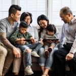 Más generaciones viven bajo un mismo techo este año